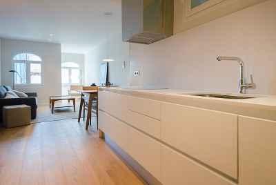 Новые квартиры на центральном проспекте Барселоны